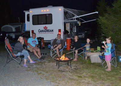 Campfire sociables